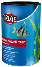 Elemental alimentaria De Peces Escamas de acuario peces tanque alimentos 1000ml 1 Litro Bañera