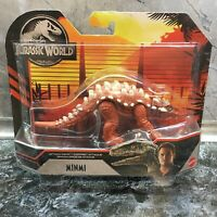 Jurassic World MINMI Attack Pack Figure Dinosaur Mattel NEU
