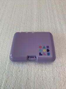 Caboodles Lavender Mini 'Eyelash' Case - Cosmetic Travel Size