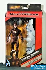 DC Comics Multiverse Justice Buster Series The Flash TV Show The Flash