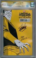 AMAZING SPIDER-MAN #692 1960s CGC 9.8 SIGNATURE SERIES SIGNED STAN LEE ROMITA SR