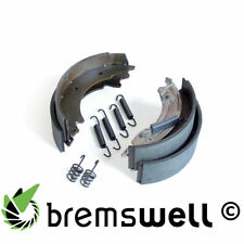 Brake Shoes Fits Knott Bpw Schlegl Nieper Peitz 250x40 Set for 1 Axle