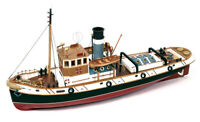 Ulises RC,1:30 Scale Wooden Model Ship Kit 61001
