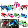 Deformable Transformer Car Dog Dinosaur Dino Transform Truck Buggy Kids Gift Toy
