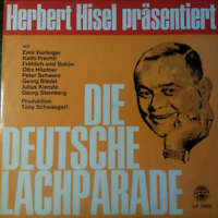 Various Herbert Hisel Präsentiert Die D LP Comp Mono Vinyl Schallplatte 142851