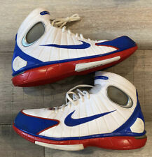 Nike Air Zoom HUARACHE 2K4 KOBE ALL STAR WHITE RED BLUE 308475-100 2016 USA 11