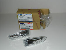 VAUXHALL ASTRA 09-14 ZAFIRA TOURER 11-14 WING SIDE INDICATOR SET REPEATERS CLEAR
