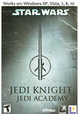 Star Wars: Jedi Knight - Jedi Academy PC Game