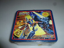 NEW SEALED BIONIC COMMANDO METAL  LUNCH BOX CAPCOM 2009 A NEW BREED OF HERO NFS