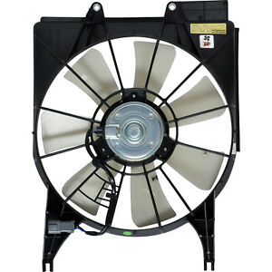 New A/C Condenser Fan Assembly for RDX