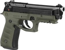 Recover Tactical BC2 Grip / Rail System for Beretta 92 M9 Series Pistol (GREEN)