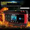 Car Jump Starter Emergency 12V/24V Power Bank Battery Displays Charger with B5W0