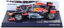 Red Bull Racing RB7 Spec Max Verstappen Snow Demo Run 2016 1:43