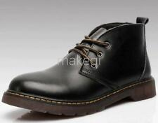 New Fashion Mens ankle boot lace up desert chukka casual/dress shoes 2017 Hot