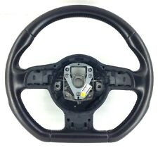 Genuine OEM Audi flat bottom steering wheel 8J0419091. A3 S3 MK2 8P TT 8J.   17D