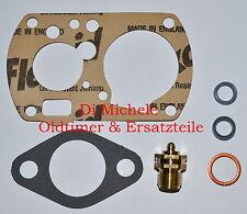 26 CBI, 28 CBI Kit de joint pour Solex Carburateur Citroen 2CV