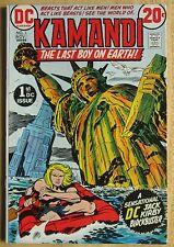 "DC Comics ""KAMANDI"" THE LAST BOY ON EARTH  # 1, Photos Show Great Condition"