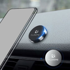 Magnetic Car Mobile Phone Holder Mount Support Stand For iPhone Samsung Black
