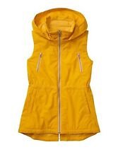 Athleta Rockview Vest, Golden Oldie, Sz.XXS, Nwot.