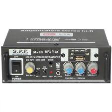 MINI AMPLIFICATORE S.P.F. M-20 12 - 220 VOLT X ATTIVITA' COMMERCIALE PIZZERIA