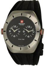 Swiss Military Hanowa Calibre Modell Commando Dualtimer XXL Herrenuhr Swiss Made