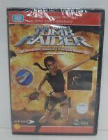 Lara Croft Tomb Raider PC DVD Video Game  Factory Sealed Brand New