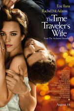 THE TIME TRAVELER'S WIFE MOVIE POSTER 2 Sided ORIGINAL 27x40 RACHEL MCADAMS