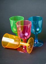 Halloween Party Neon Wine Glasses