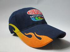 Nascar Dupont Motorsports #24 Jeff Gordon Cap Baseball Hat in Navy/ Orange  NWT