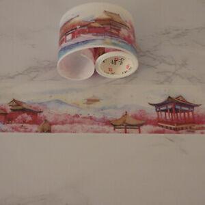 Pastel Pagodas Washi Tape