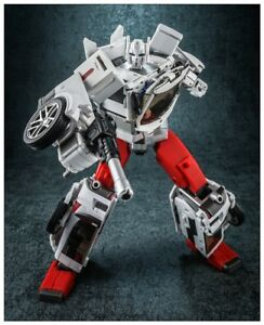 Transformers Toy Generation GT-08A Guardian Sarge G1 Defensor Streetwise New