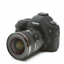 easyCover Armor Protective Skin for Canon 6D Black - Free US Shipping