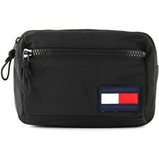 Tommy Hilfiger Crossbody Unisex Navy White Red Shoulder Bag