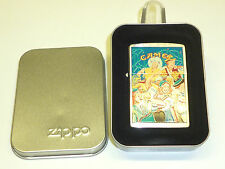 "ZIPPO LIGHTER CAMEL WORLD PARTIES ""OKTOBERFEST"" GERMANY- 2001 - ULTRA RARE"