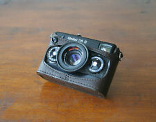 Zhou Brown Leather Half Case for Rollei 35 35s 35T 35se