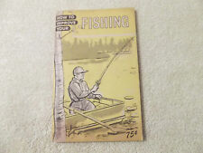 How To Improve Your Fishing Book Athletic Institute John Zervas Crewdson Origina