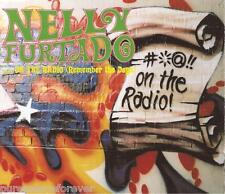 NELLY FURTADO - ...On The Radio (Remember The Days) (UK 3 Tk CD Single)