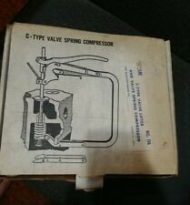Zim C-Type Valve Spring Compressor Hand Tool Automotive Engine Compressor