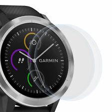 2x Display Schutz Folie für Garmin Vivoactive 3 - Displayfolie Schutz Hülle Klar
