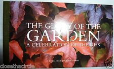 Prestige Stamp Booklet DX33 Celebration of the RHS Glory of the Garden GB RM MNH