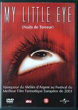 DVD My little eye Nuits de terreur