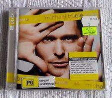 MICHAEL BUBLE: CRAZY- LIMITED EDITION (CD+DVD, 2-DISC SET) LIKE NEW, FREE POST