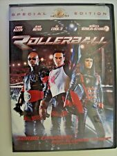 Rollerball (DVD, 2002) LL Cool J Special Edition