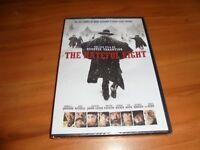 The Hateful Eight (DVD, Widescreen 2016) Samuel L. Jackson, Kurt Russell NEW 8