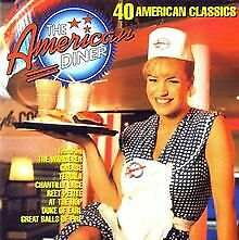 The American Diner von Various | CD | Zustand gut