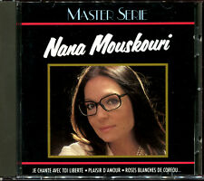 NANA MOUSKOURI - MASTER SERIE PREMIER PRESSAGE - BEST OF CD ALBUM [1774]