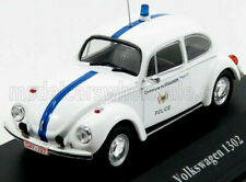wonderful ATLAS-policecar  VW 1302 POLITIE/POLICE Beglium 1977 -  1/43