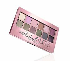 Maybelline New York The Blushed Nudes Palette Eye shadow, 9gm