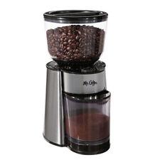 MR. COFFEE BVMC-BMH23 AUTOMATIC BURR MILL COFFEE GRINDER