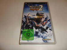 PlayStation Portable PSP Monster Hunter: Freedom 2